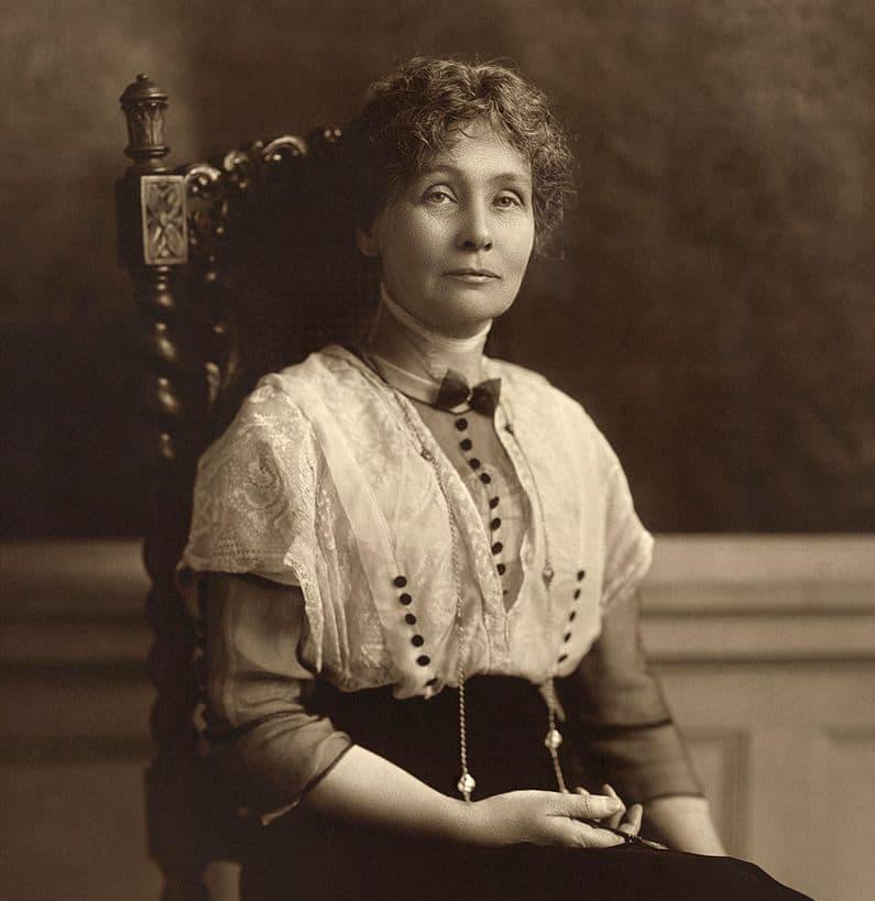 immagine per La suffragetta di ferro